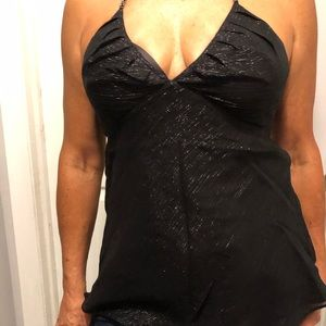 Halter dress top